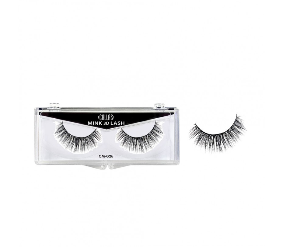 Callas 3D Mink Eyelash (CM-G26)
