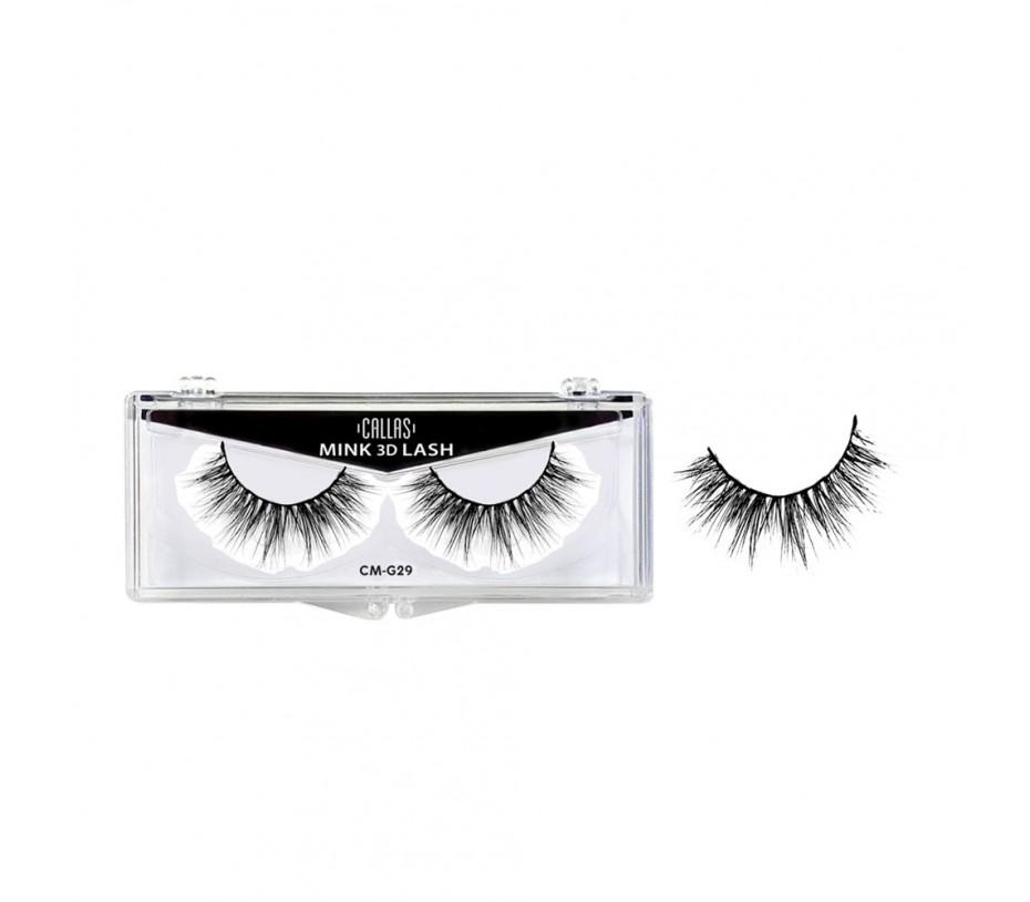 Callas 3D Mink Eyelash (CM-G29)