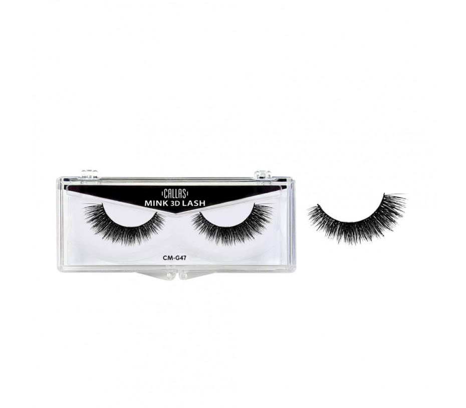 Callas 3D Mink Eyelash (CM-G47)
