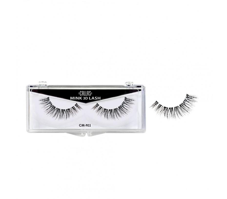 Callas 3D Mink Eyelash (CM-N11)