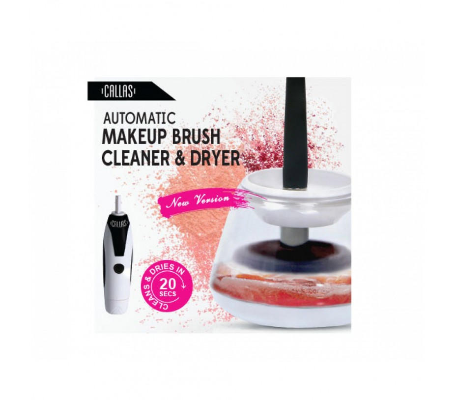 Callas Automatic Makeup Brush Cleaner & Dryer