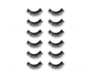Callas Beau Wing Eyelashes #100 (1 pair x 12 sets)