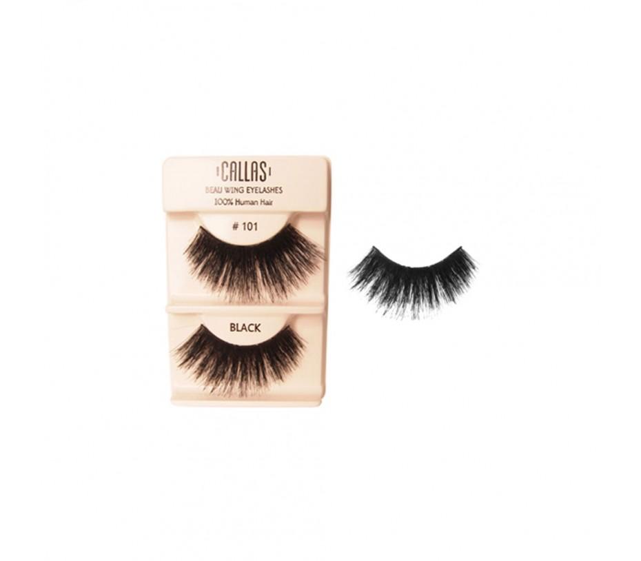 Callas Beau Wing Eyelashes #101
