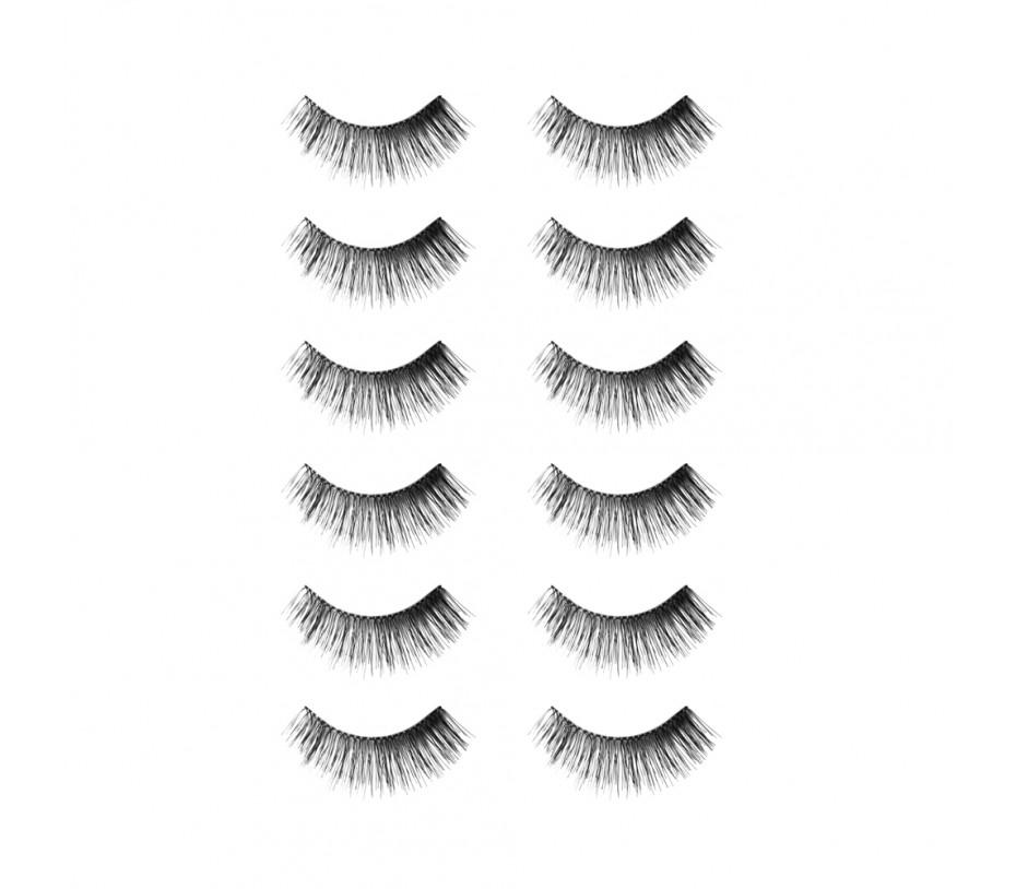 Callas Beau Wing Eyelashes #107 (1 pair x 12 sets)