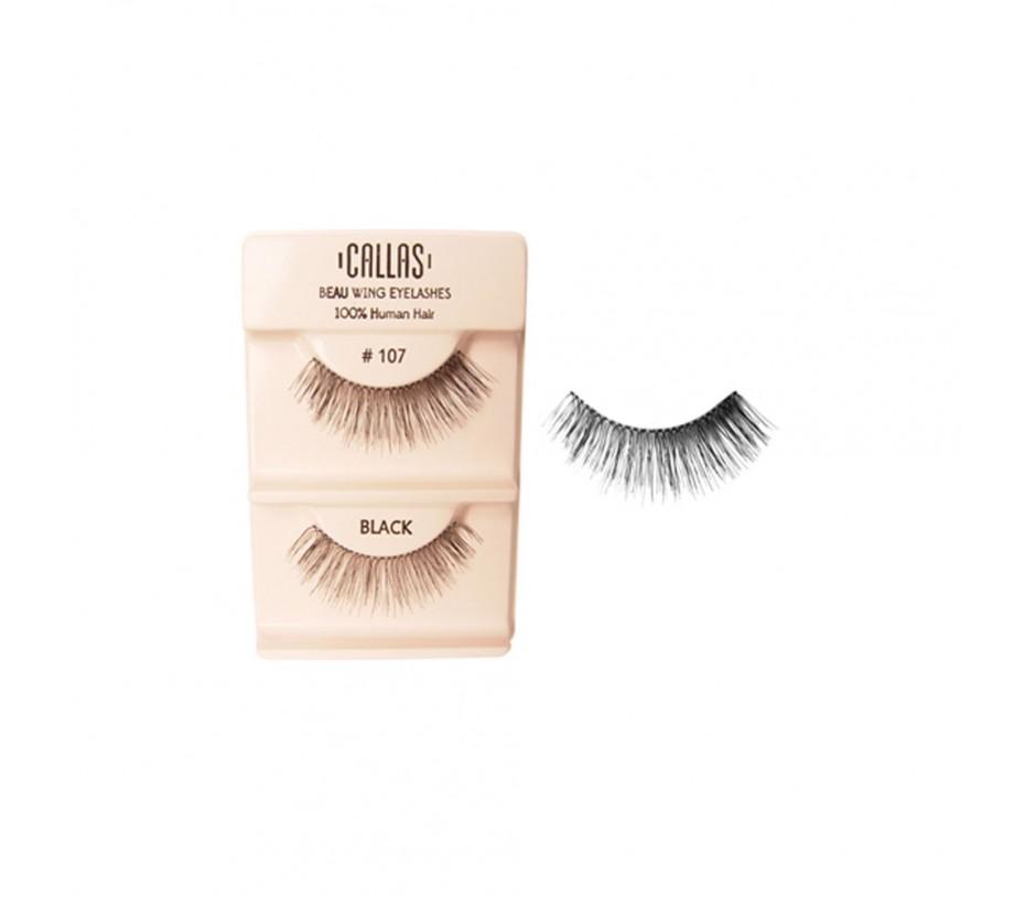 Callas Beau Wing Eyelashes #107