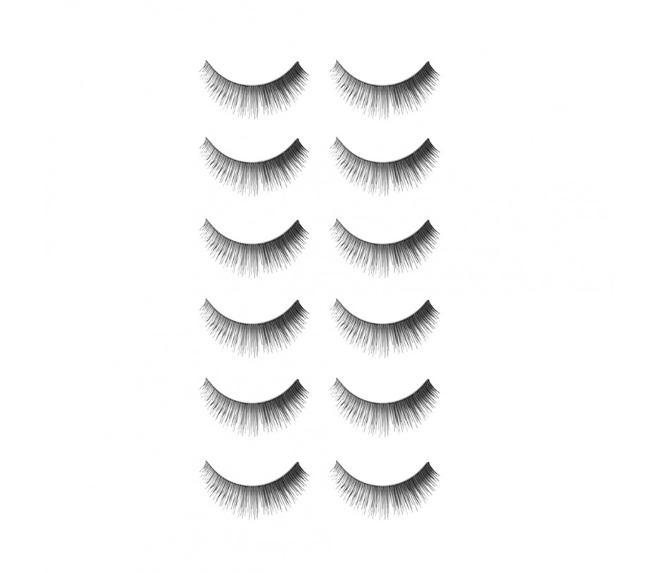 Callas Beau Wing Eyelashes #12 (1 pair x 12 sets)
