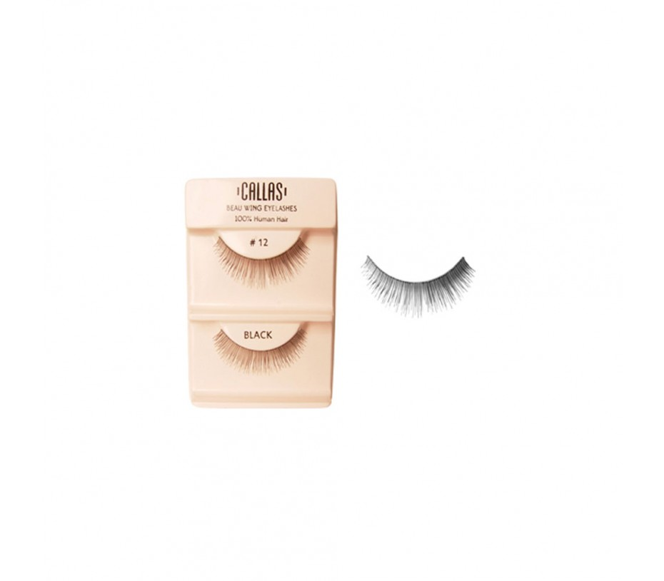 Callas Beau Wing Eyelashes #12