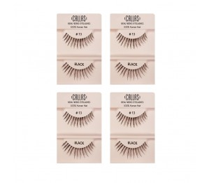 Callas Beau Wing Eyelashes #13 1pair x 4sets