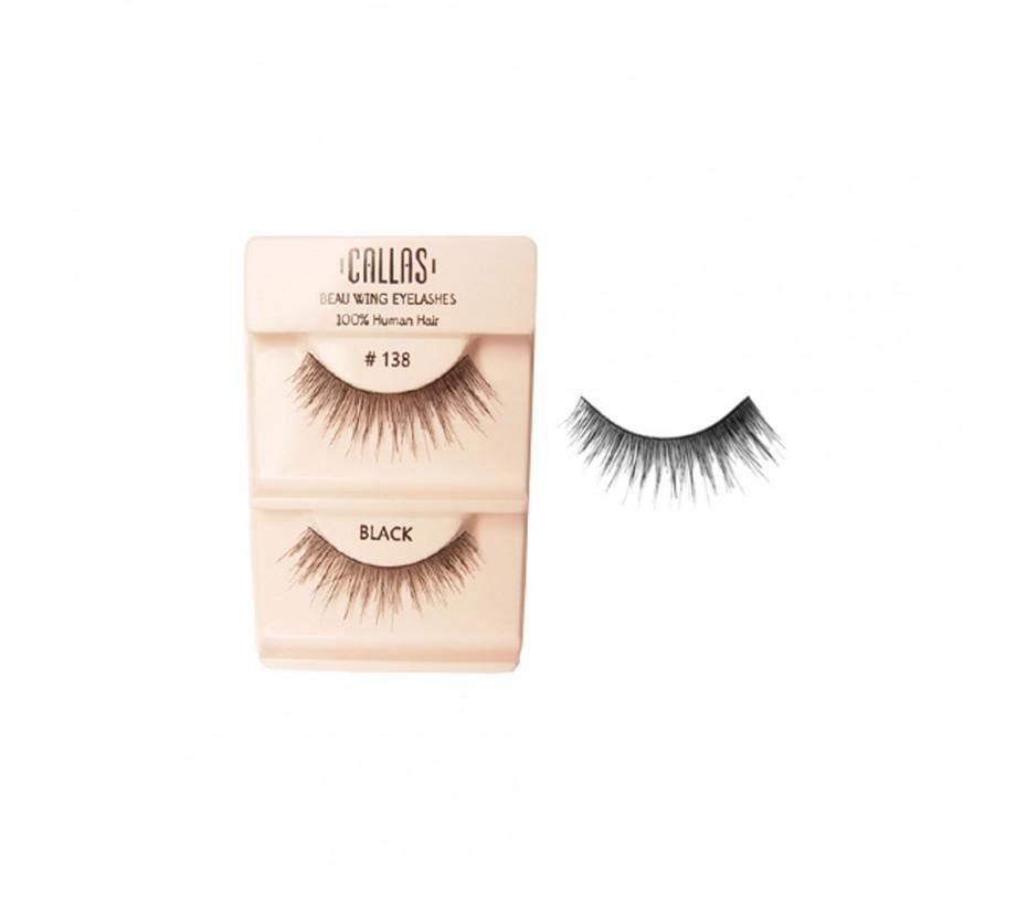 Callas Beau Wing Eyelashes #138