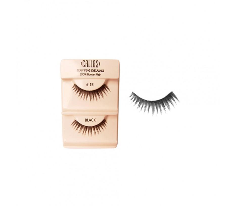 Callas Beau Wing Eyelashes #15