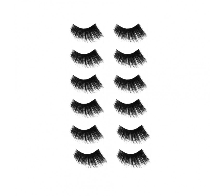 Callas Beau Wing Eyelashes #199 (1 pair x 12 sets)