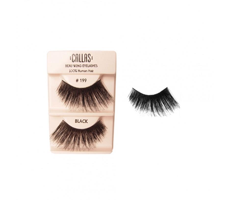 Callas Beau Wing Eyelashes #199