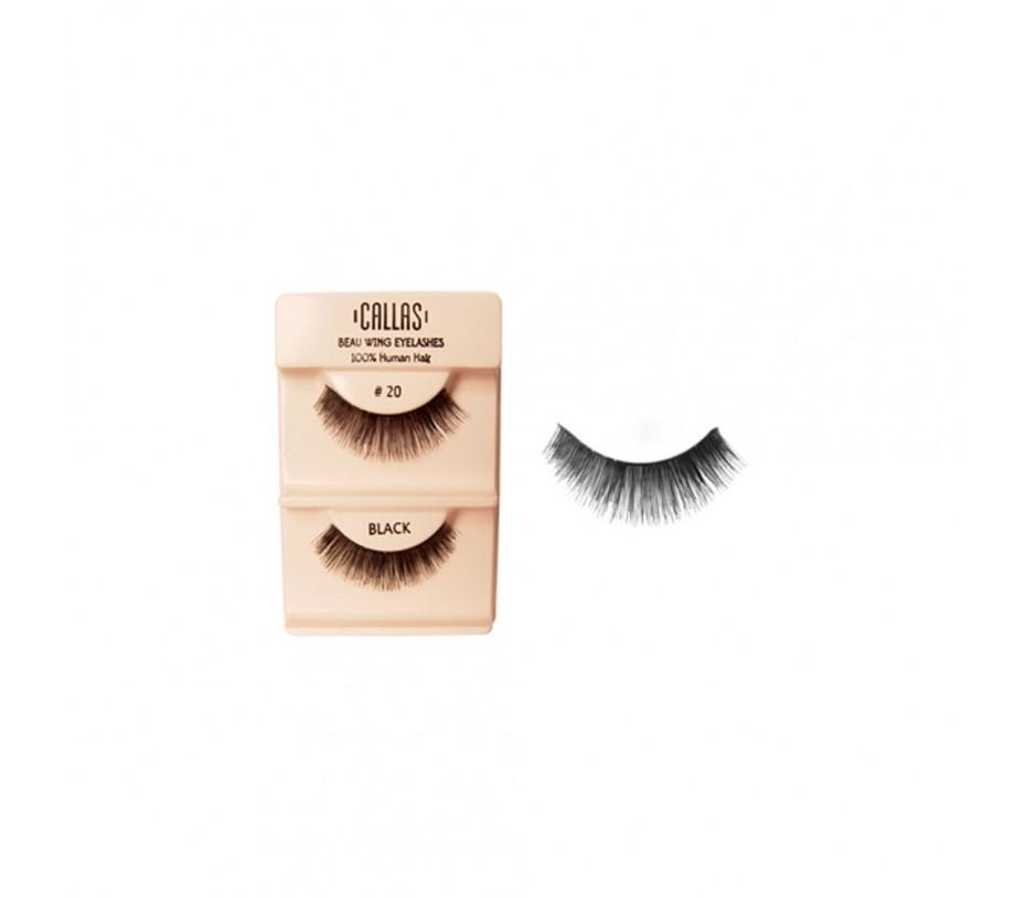 Callas Beau Wing Eyelashes #20