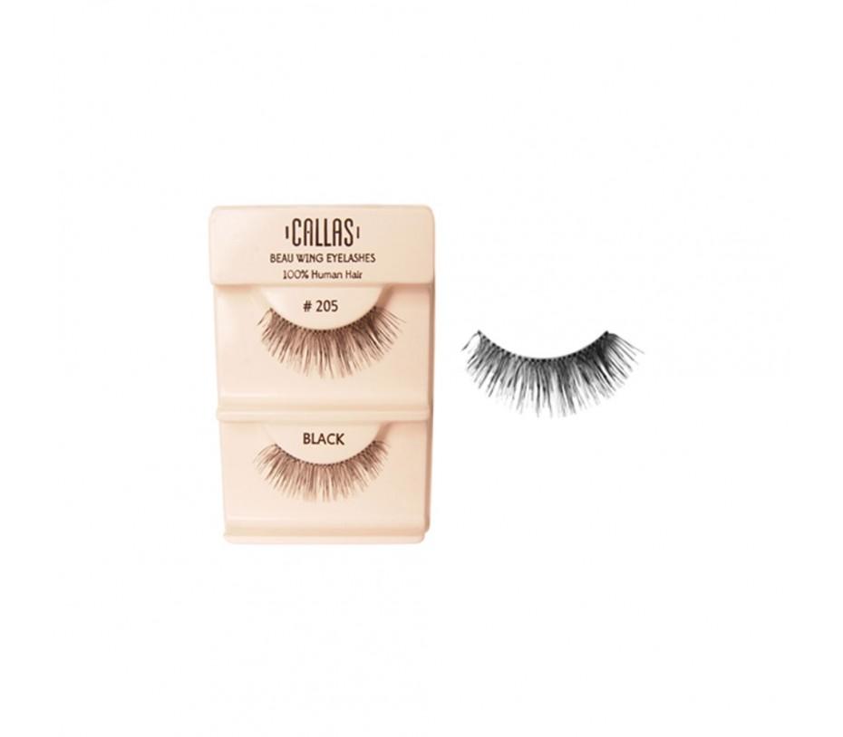 Callas Beau Wing Eyelashes #205