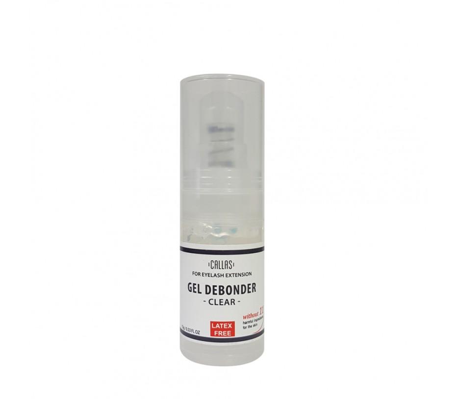 Callas Gel Debonder Clear for Eyelash Extension 0.53fl.oz/15g
