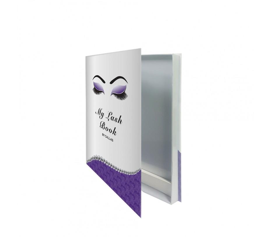 Callas My Lash Book (Eyelash Tray)
