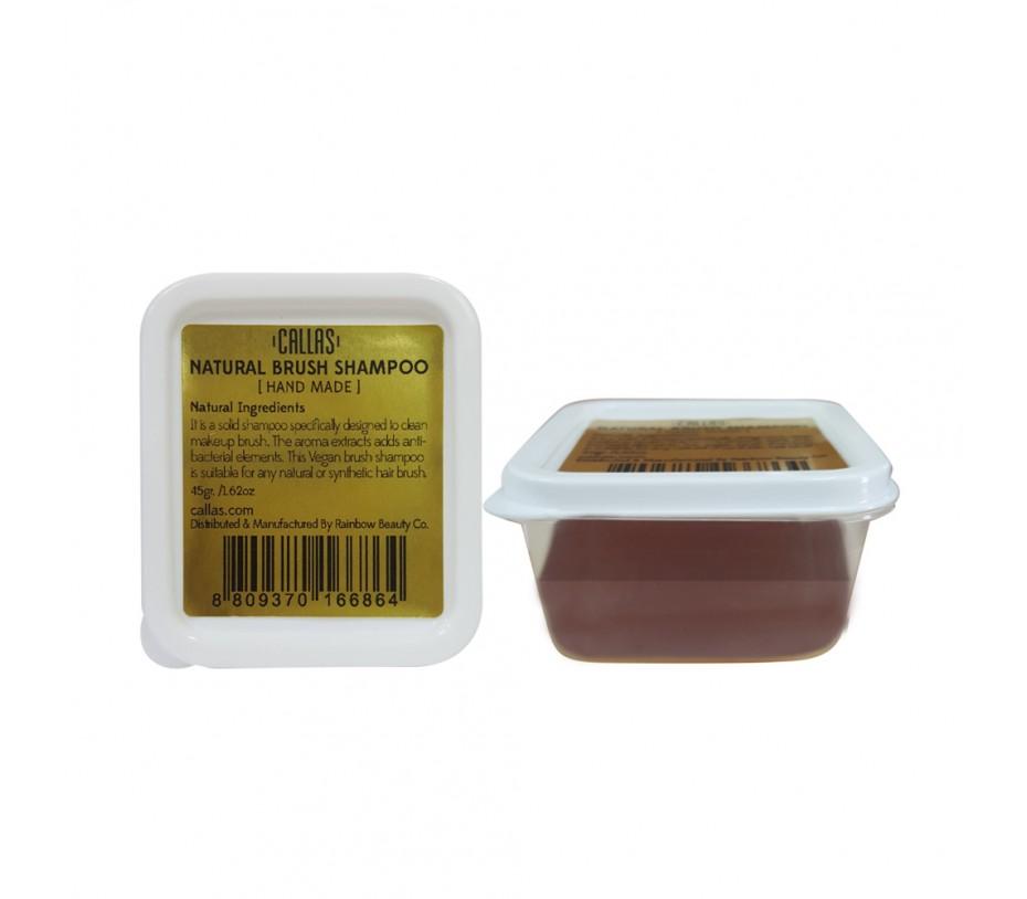Callas Natural Brush Shampoo 1.62oz/45g