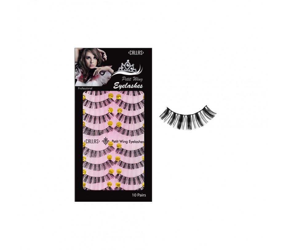 Callas Petit Wing Eyelashces 10 Pairs (CPWL-06)