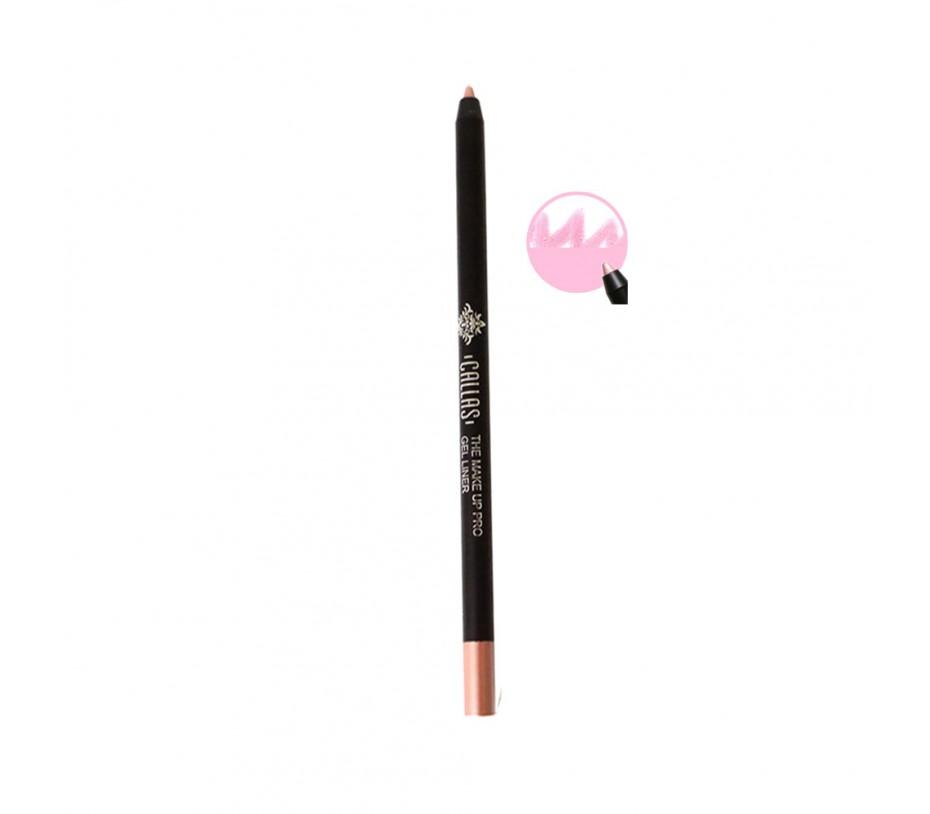 Callas The Make Up Pro Gel Eye Liner (Glam Pink CGE03) 0.52fl.oz/15.4ml
