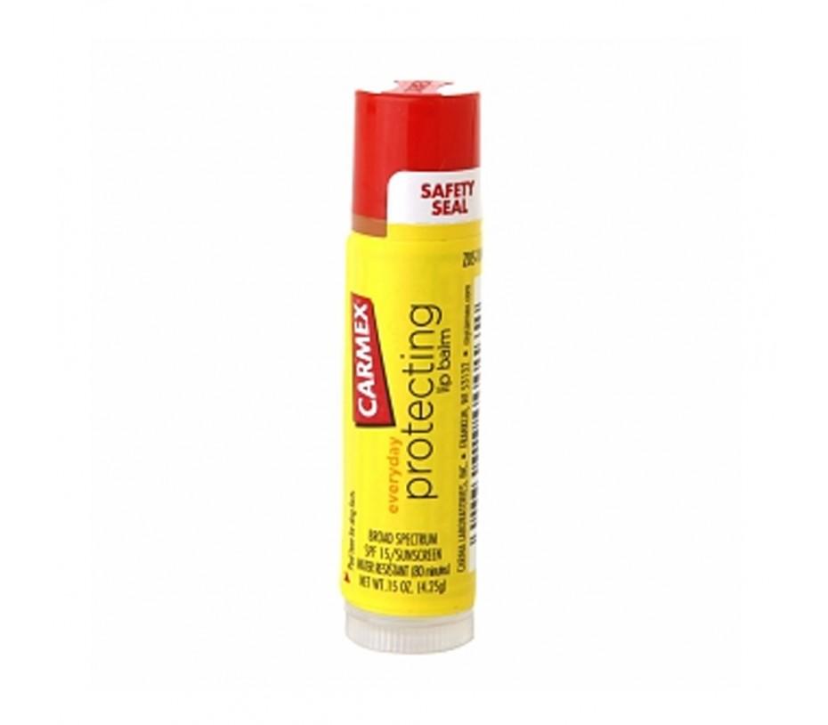 Carmex Everyday Protecting Lip Balm (Cherry) .15oz/4.3g