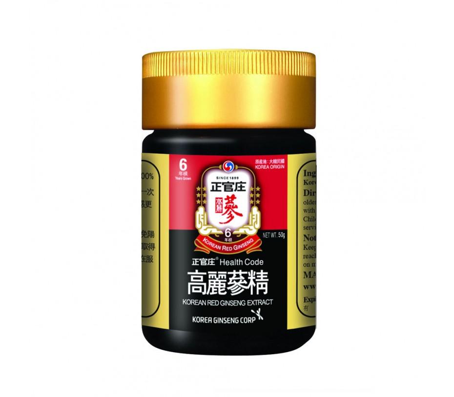Cheong-Kwan-Jang Korean Red Ginseng Extract