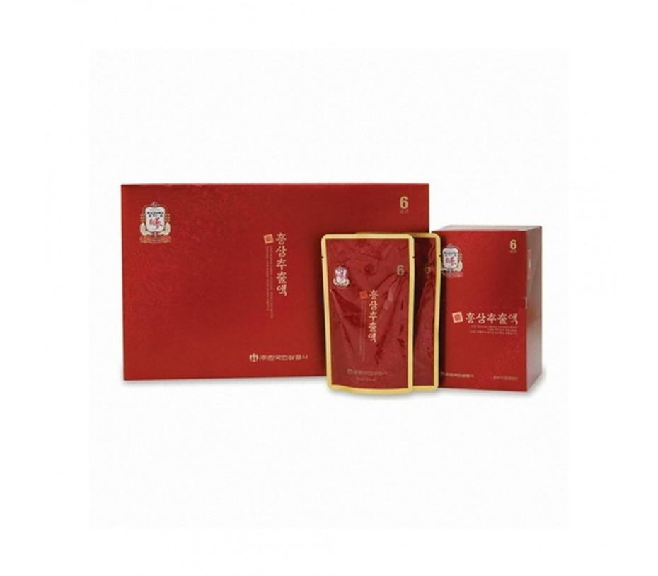 Cheong-Kwan-Jang Korean Red Ginseng Pure Extracts Cut Grade