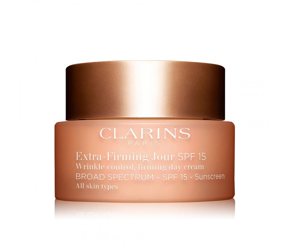 Clarins Extra Firming Jour SPF15 Wrinkle control, firming day cream (All Skin Type) 1.7oz/50ml