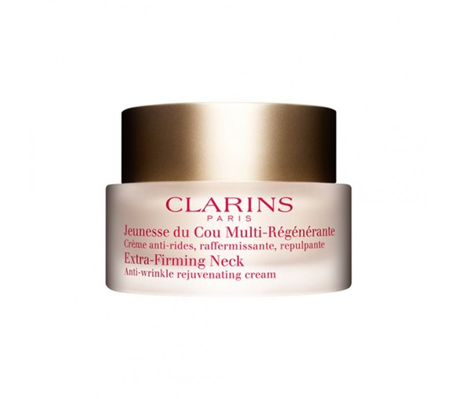 Clarins Extra Firming Neck Anti-Wrinkle Rejuvenating Cream 1.6oz/45g
