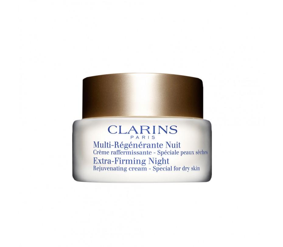 Clarins Extra Firming Night Rejuvenating Cream Dry Skin 1.6oz/45g