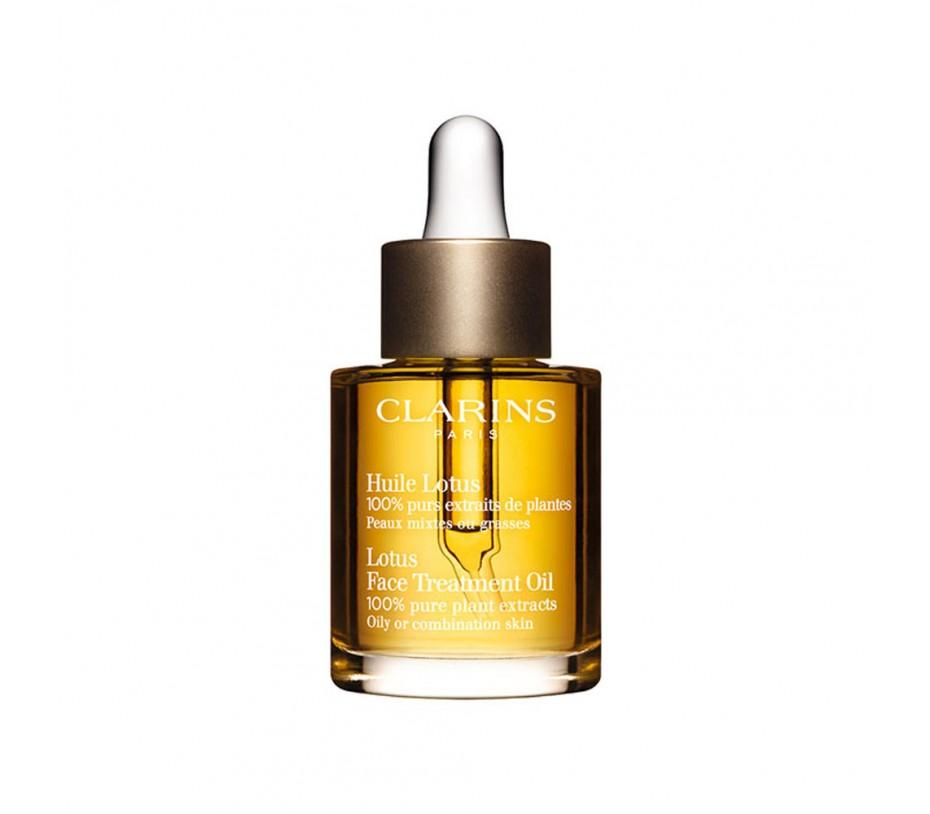 Clarins Lotus Face Treatment Oil 1fl.oz/30ml