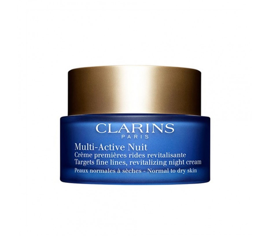 Clarins Multi-Active Night Cream (For Normal to Combination Skin) 1.6oz/45g