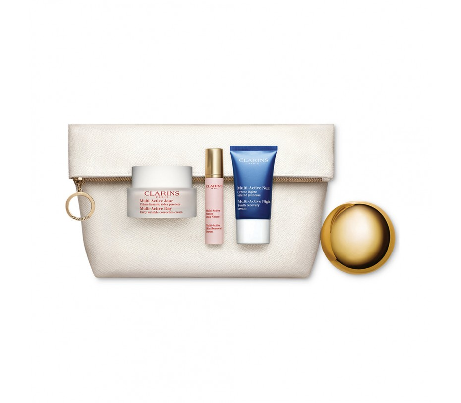 Clarins Skin Smoothers Multi-Active Collection