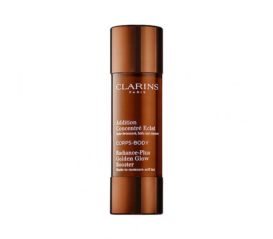 Clarins Sun Golden Glow Booster for Body 1fl.oz/30ml