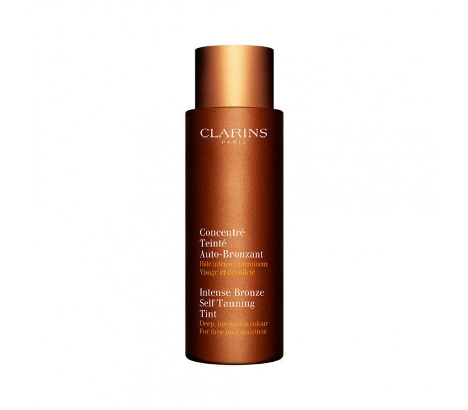 Clarins Sun Intense Bronze Self Tanning Tint 4.2fl.oz/125ml