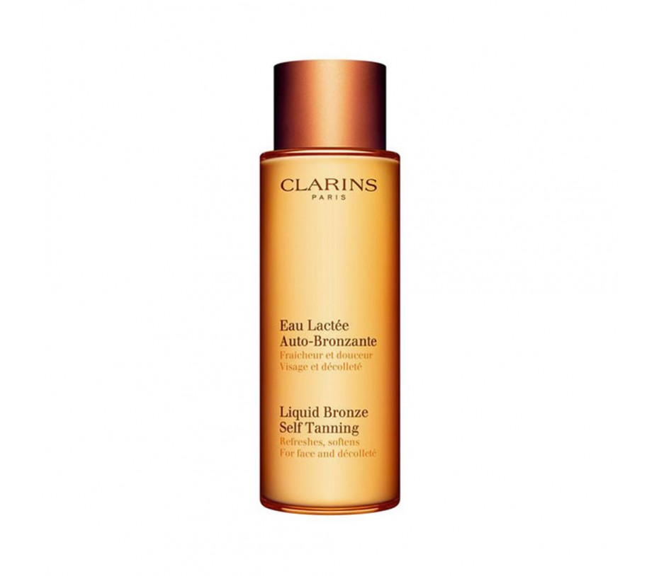 Clarins Sun Liquid Bronze Self Tanning 4.2fl.oz/125ml