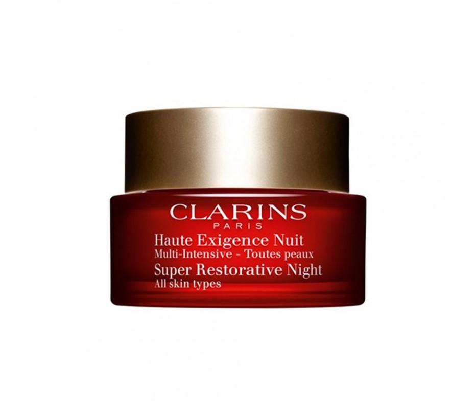 Clarins Super Restorative Night Wear 1.69oz/48g