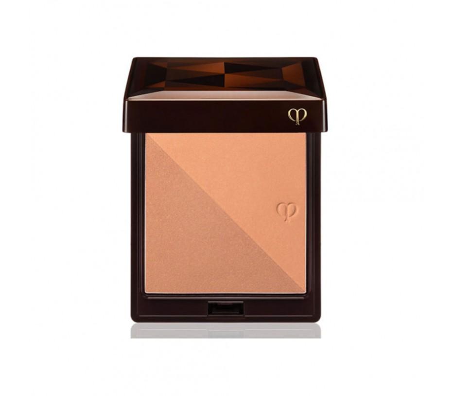 Cle De Peau Beaute Bronzing Powder Duo #1 TAN 0.35