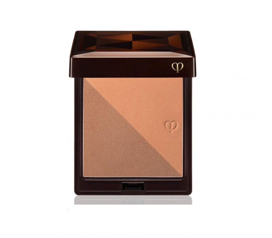Cle De Peau Beaute Bronzing Powder Duo #2 Bronze 0.35