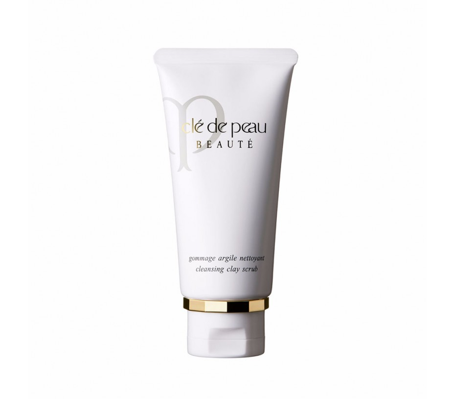 Cle De Peau Beaute Cleansing Clay Scrub 2.8oz/79g