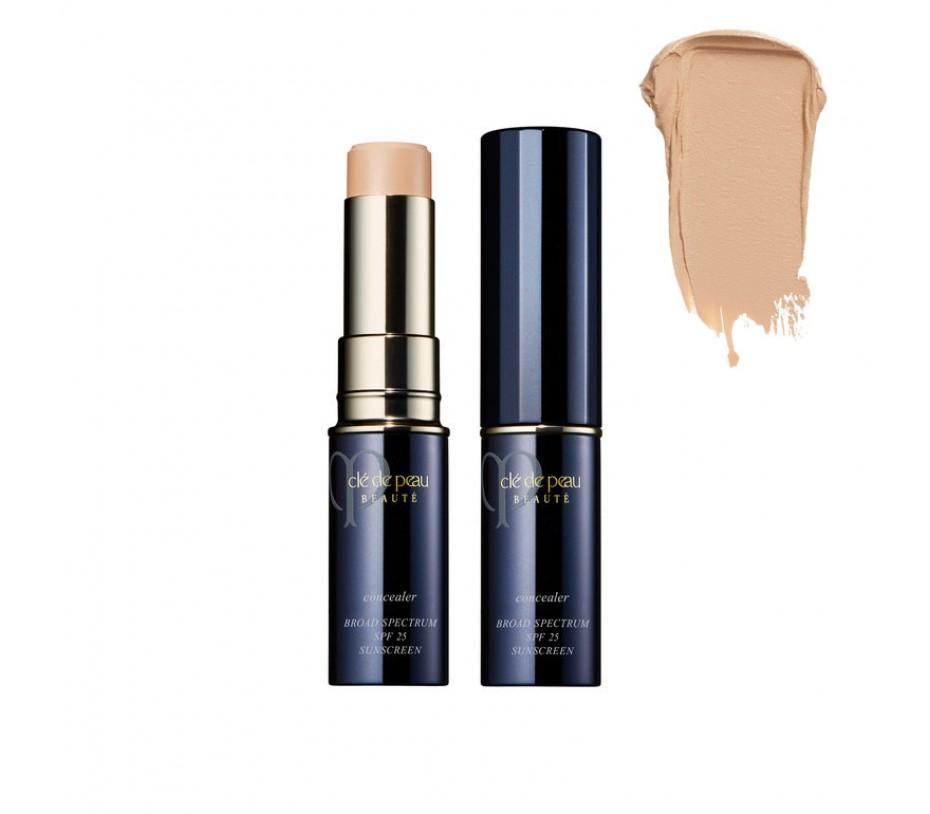 Cle De Peau Beaute Concealer Board Spectrum SPF 25 Sunscreen (Almond) 0.17oz/4.8g