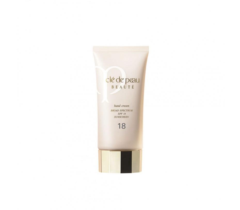 Cle De Peau Beaute Hand Cream Broad Spetrum SPF18 2.6oz/75ml