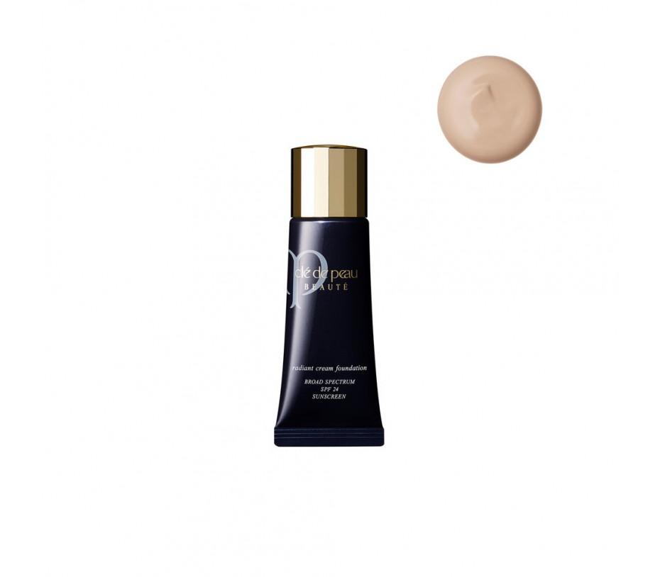 Cle De Peau Beaute Radiant Cream Foundation [ B10 ] 0.87oz/21ml