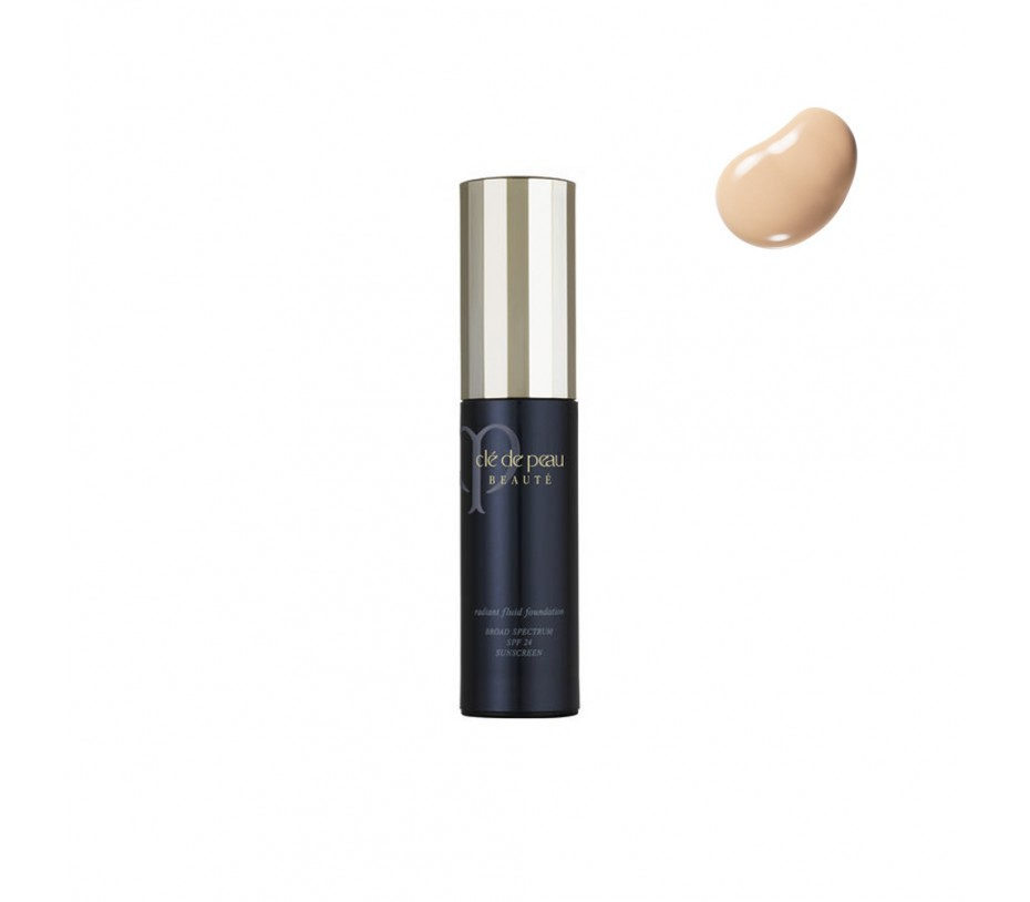 Cle De Peau Beaute Radiant Fluid Foundation Broad Spectrum SPF 24 (I10) 1fl.oz/30ml