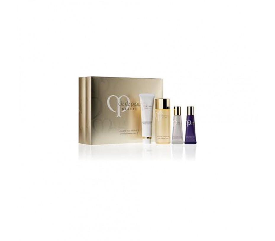 Cle De Peau Beaute [Travel] Gentle Trial set