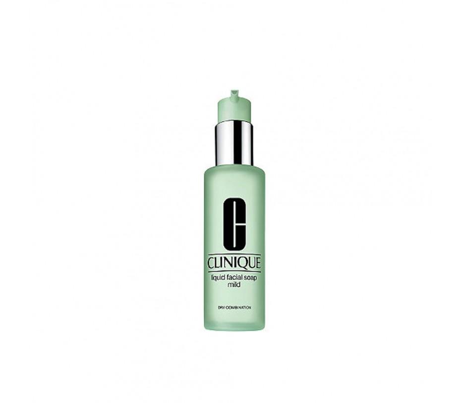 Clinique Liquid Facial Soap Mild 6.7fl.oz/198ml
