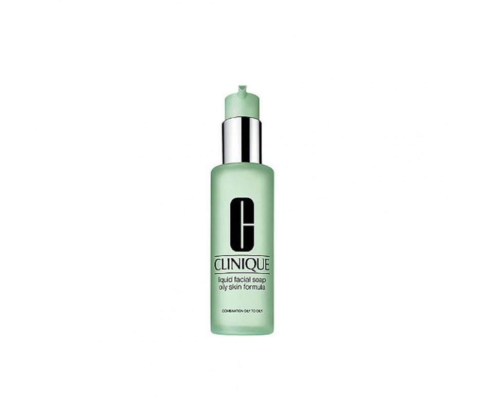 Clinique Liquid Facial Soap Oily skin formula 6.7fl.oz/198ml
