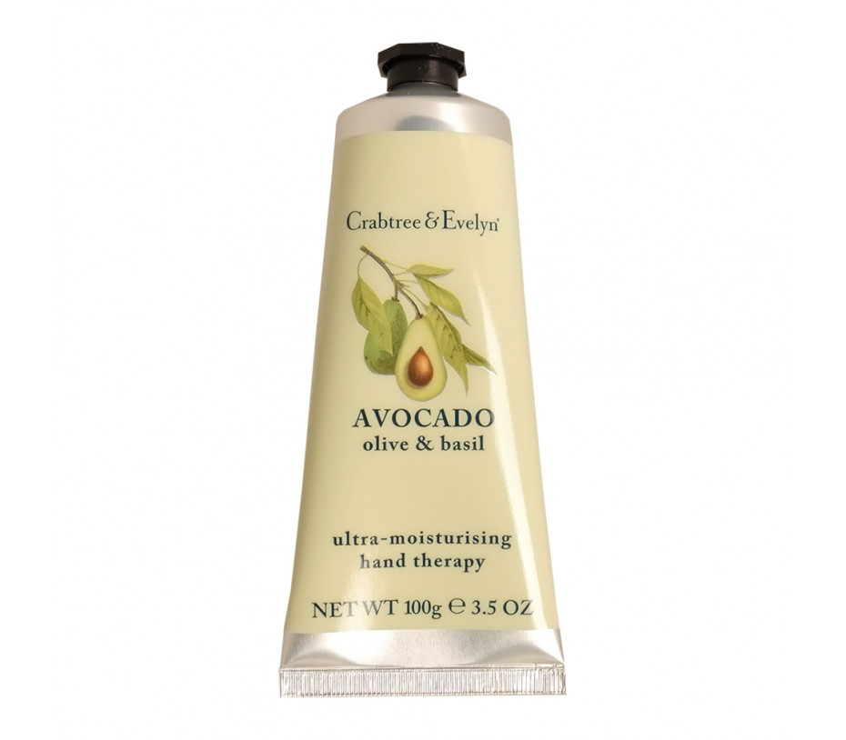 Crabtree & Evelyn Avocado Ultra-Moisturising Hand Therapy 3.5oz/100g