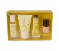 Crabtree & Evelyn Citron Body, Hand & Nail Treats