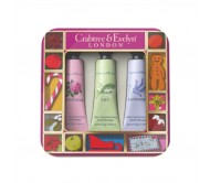 Crabtree & Evelyn Classic Floral Hand Therapy Tin