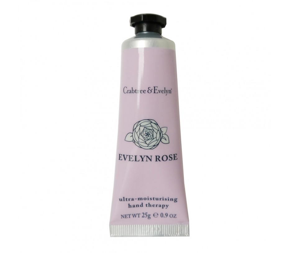 Crabtree & Evelyn Evelyn Rose Evelyn Rose Ultra-Moisturising Hand Therapy 0.9oz/25g